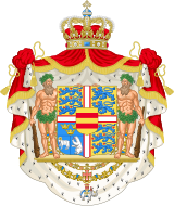 Royal Coat of Arms of Denmark