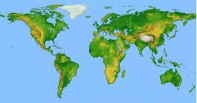 World population excluding greenland greenland does cover a great deal of area on a world map as the big white island on top of the world not at least when the projection makes areas close to gumiabroncs Images
