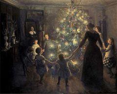 Johansen_Viggo_Radosne_Boże_Narodzenie