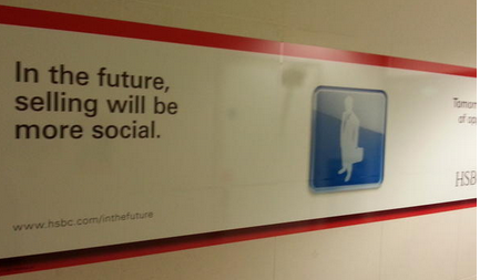 Selling will be more social