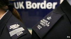 UK boarder