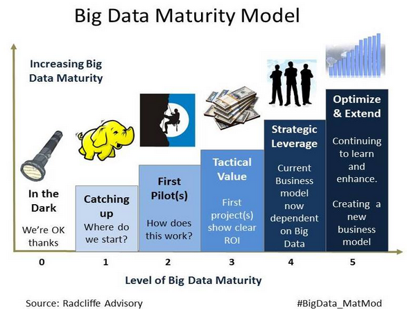 Big Data Maturity Model Radcliffe