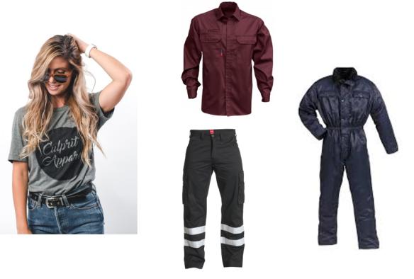 Work Clothes versus Fashion