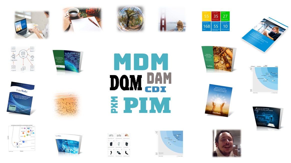 MDM PIM DQM resources